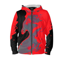 LiquiHoodie Zippered Falco - LiquiBrand