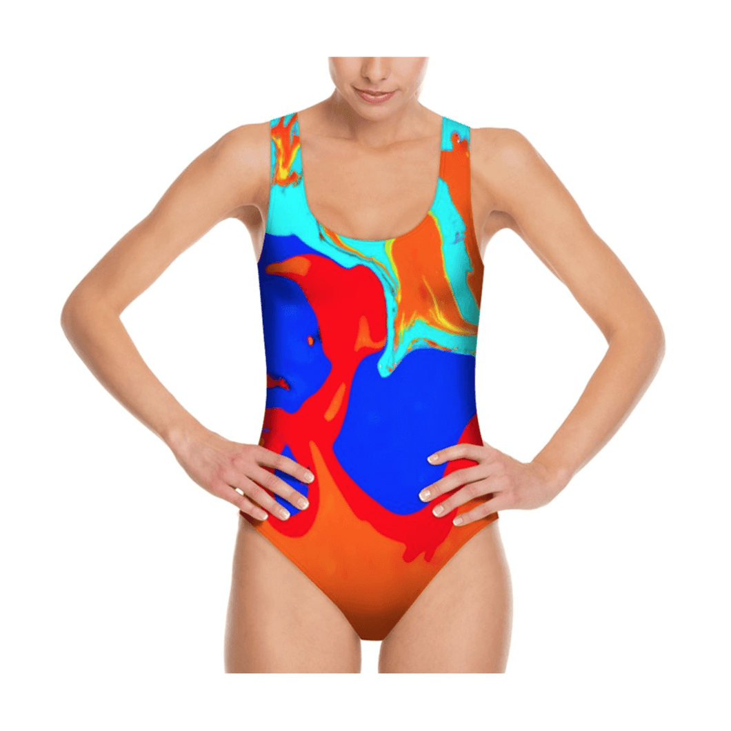 LiquiScoopback Swimsuit Toffelite