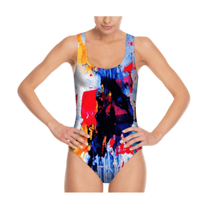 LiquiScoopback Swimsuit Duzzont - LiquiBrand