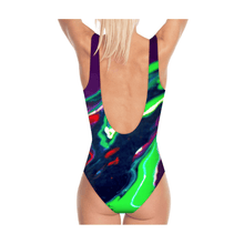 LiquiScoopback Swimsuit Urane