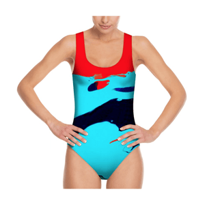 LiquiScoopback Swimsuit Cosmic Dos