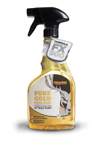 PURE GOLD 16 OZ LIQUID COMPLEX FEED ADDITIVE SPRAY BOTTLE