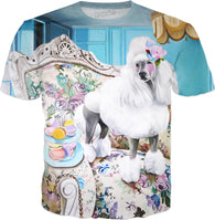 French dog tshirt