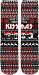 KISS KISSMAS Crew Socks