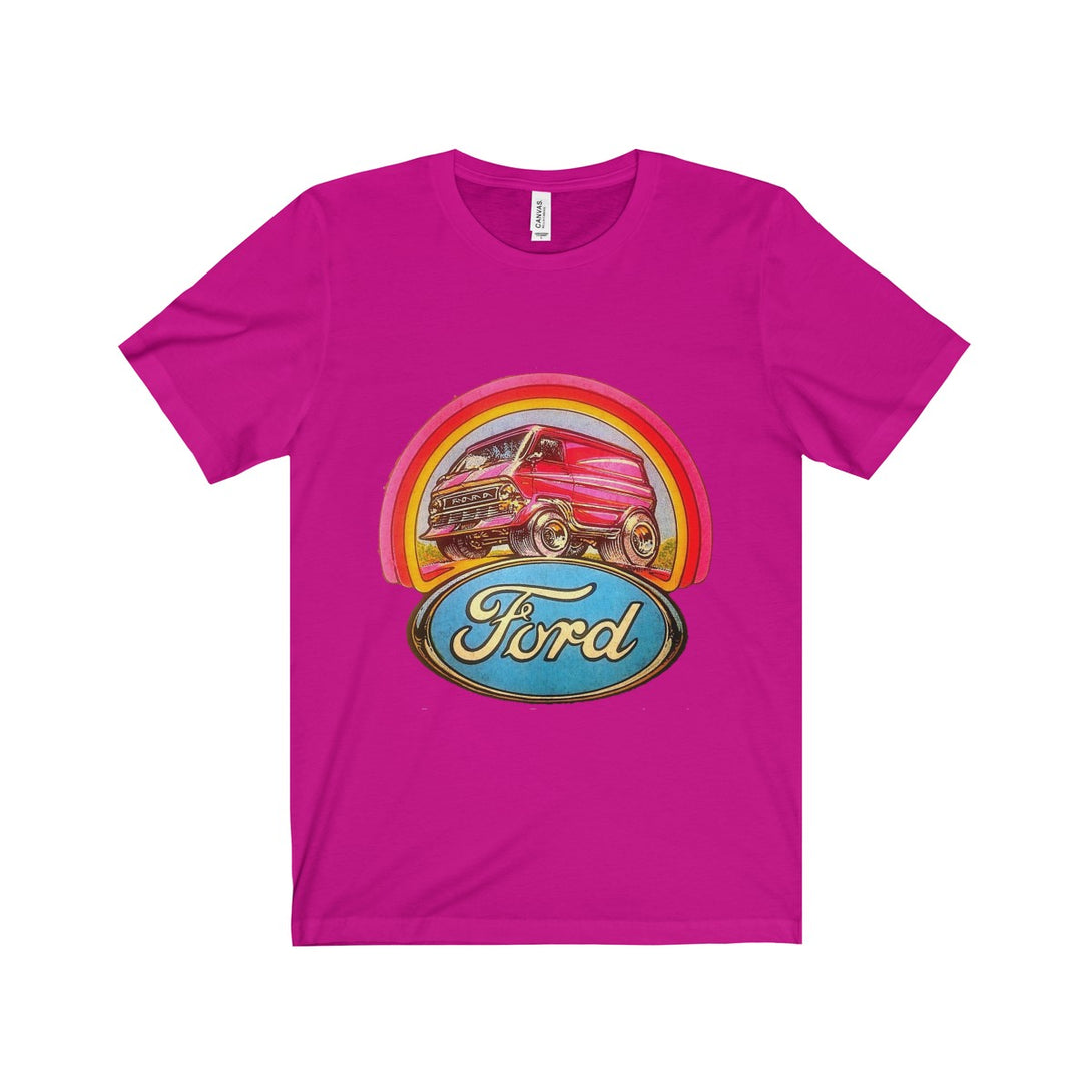 FORD Unisex Jersey Short Sleeve Tee