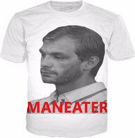 MANEATER t-shirt