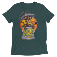 Mean and Nasty Short sleeve t-shirt