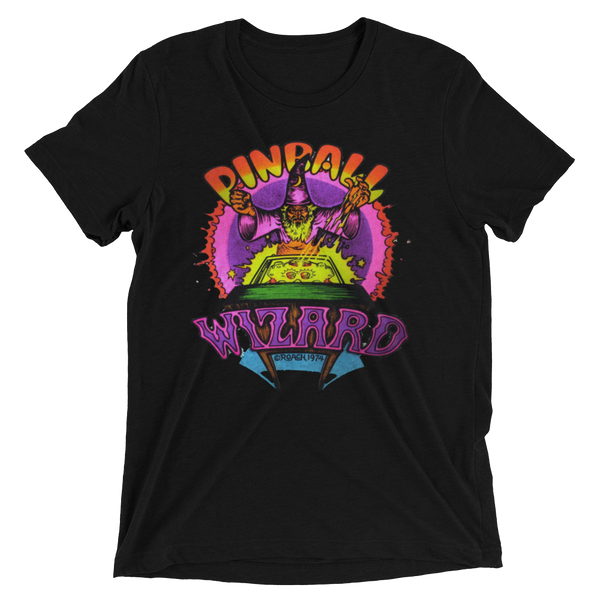 Pinball Wizard Short sleeve t-shirt
