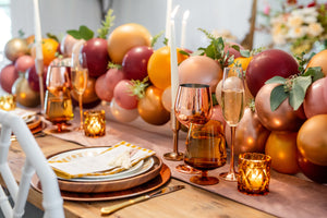 Thanksgiving Tablescape DIY