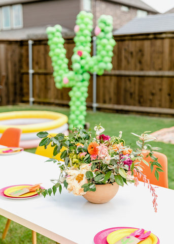 Fiesta-Themed Birthday Party