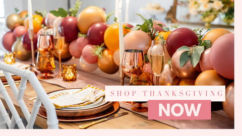 Lushra Thanksgiving DIY Kits