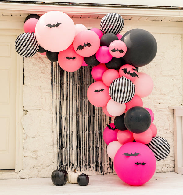 Witches Night Out Halloween Balloon Garland Kit