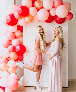 Create Your Own Color Mix - DIY Balloon Garland Pickup