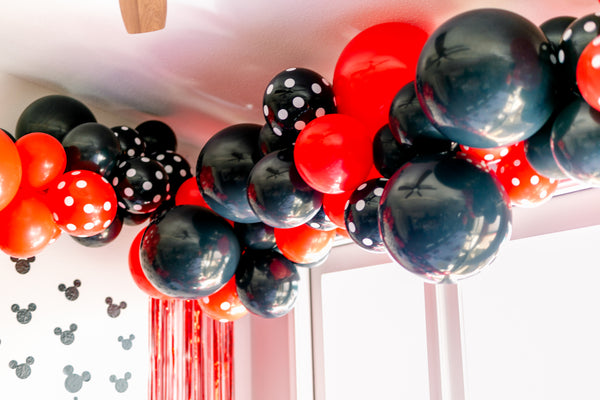 Mickey Mouse DIY Balloon Garland Kit