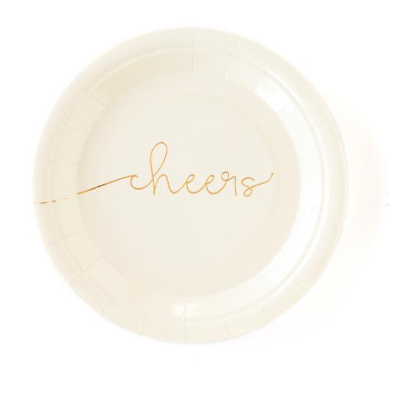 Cheers Plates