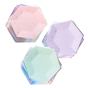 Sprinkles Pastel Small Plates - Multi