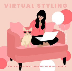 Virtual Styling Session