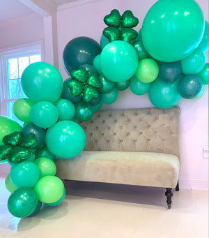 Luck of the Irish Balloon Garland Kit