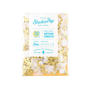 Golden Artisan Confetti Mix