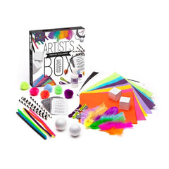 Artist's Box Activity Set