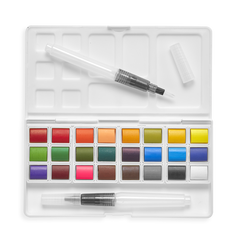 Chroma Blends Watercolor Palette