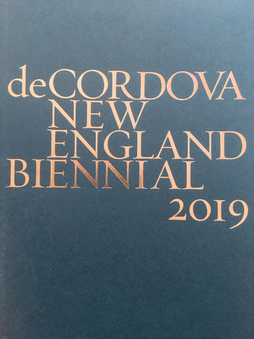 2019 deCordova New England Biennial Catalogue