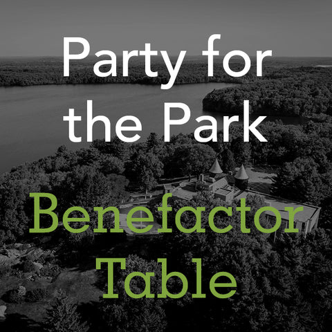 Party for the Park: Benefactor Table