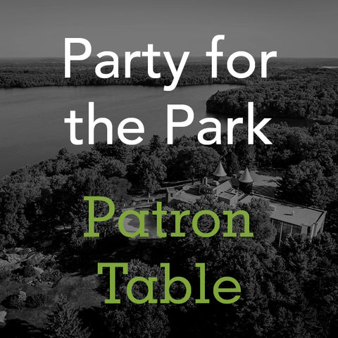 Party for the Park: Patron Table