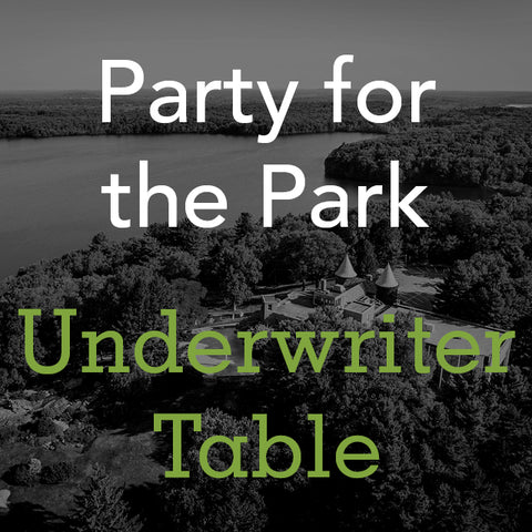 Party for the Park: Underwriter Table