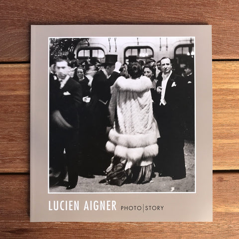 Lucien Aigner: Photo/Story Book