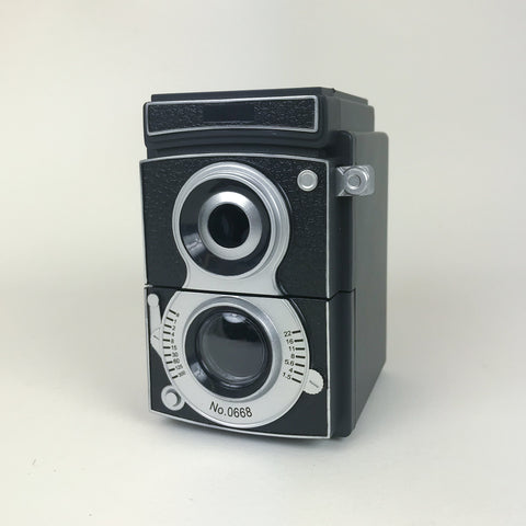 Faux Camera Pencil Sharpener