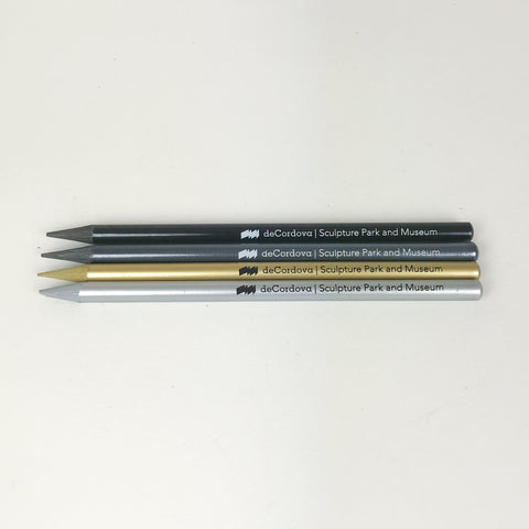 deCordova Graphite Pencils