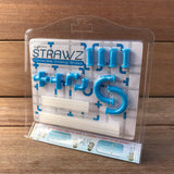 Strawz Collectable Drinking Straws