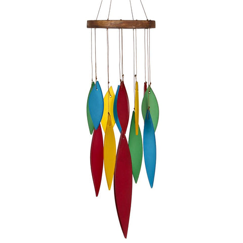Rainbow Windchimes