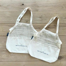 The Better Farm Co. Natural Cotton Shopping Set