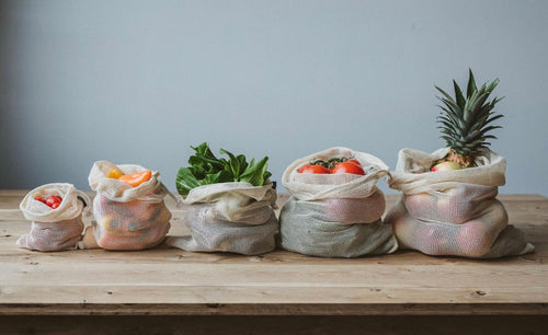 The Better Farm Co. Ten Mesh Produce Bags