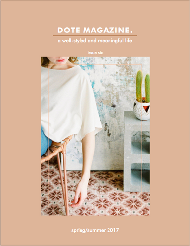 Dote Magazine Issue 6