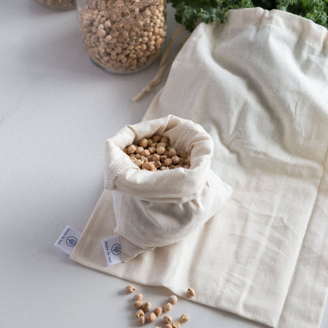 Reusable Bulk Bags (set of two)