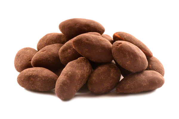 Cocoa Dusted Almonds - 1lb Bag