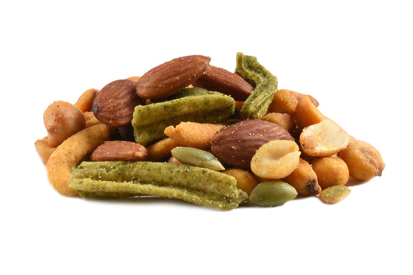 Crazy Cajun Trail Mix