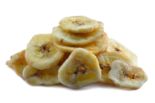 Caramelized Banana Chips - 1lb Bag