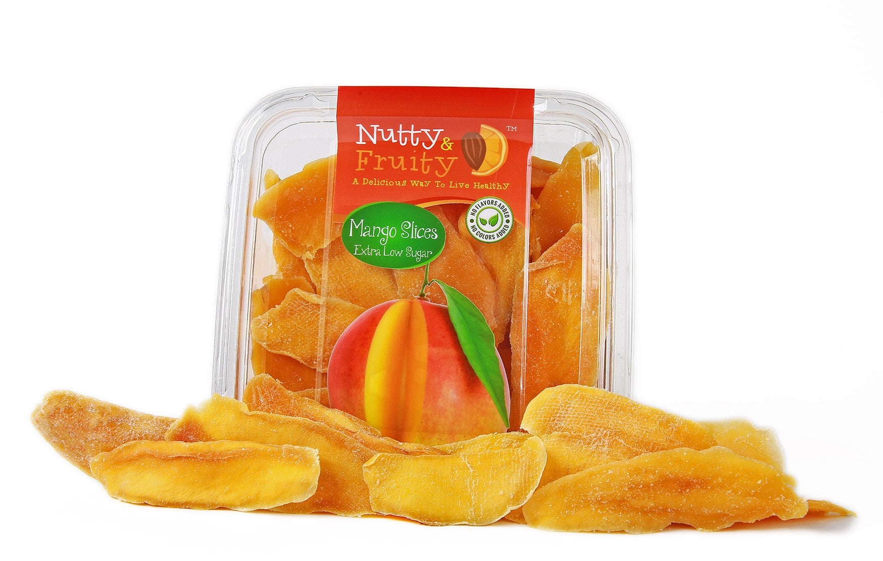 Mango Slices (Extra Low-Sugar)