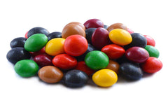 Colored Chocolate Candy - 1lb Bag