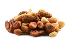 Raw Mixed Nuts - 1lb Bag