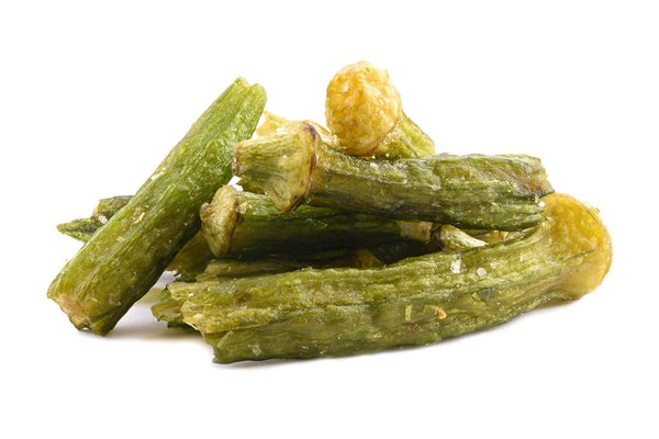 Okra Chips - 1lb Bag