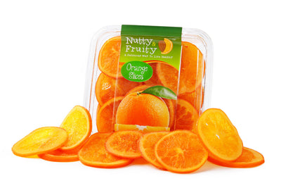 Orange Slices (Glazed)