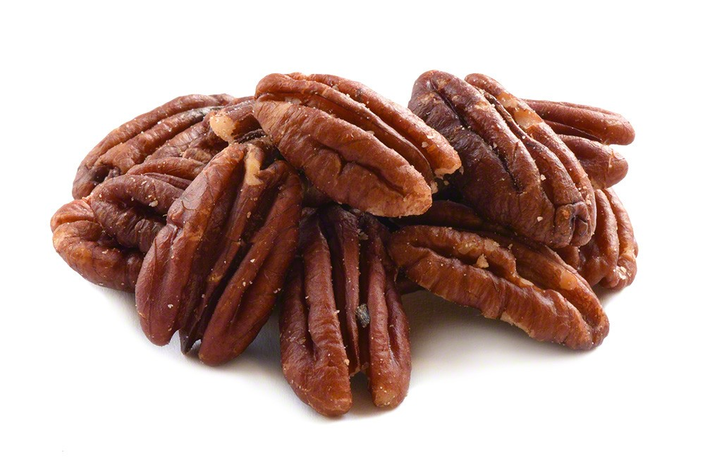 Roasted Salted Pecans - 1lb Bags