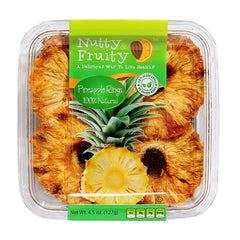 Pineapple Rings 100% Natural