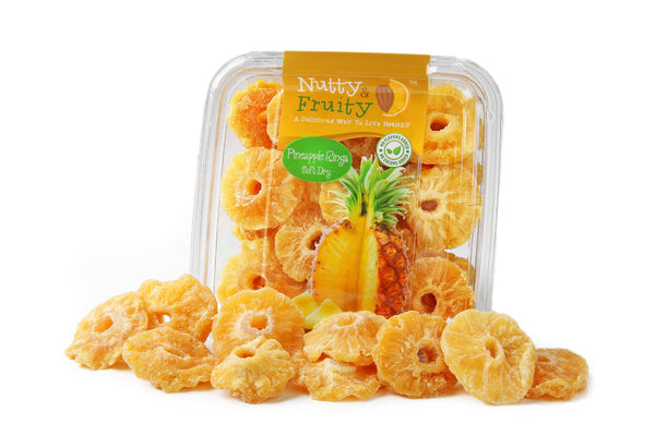 Pineapple Rings (Soft Dry)