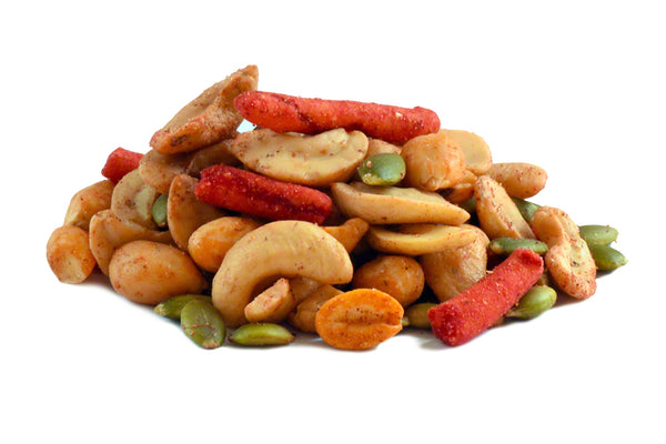 Spicy Sriracha Trail Mix